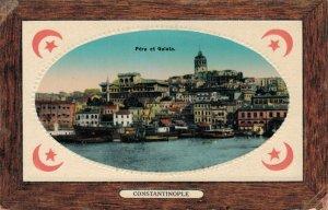 Turkey Constantinople Istanbul Pera and Galata 04.97