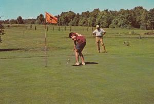 WATKINS GLEN , N.Y. , 50-70s ; Peter Pan Golf Course