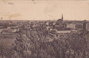 Partial View, Pilsen (Plzeň), Czech Republic, 1900-1910s