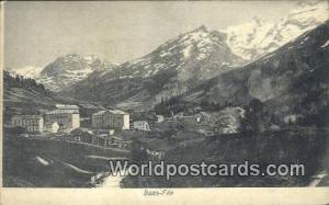 Saas Fee Swizerland, Schweiz, Svizzera, Suisse  Saas Fee