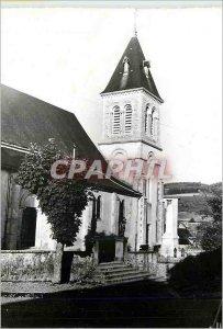 Postcard Modern Anost (S & L) A Travers Le Morvan Church
