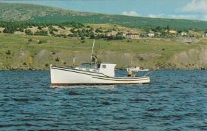 Tuna Boat , HOLYROOD , Newfoundland , Canada , 40-60s
