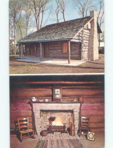Unused Pre-1980 PARK SCENE Dixon - Near Rockford Illinois IL c7723