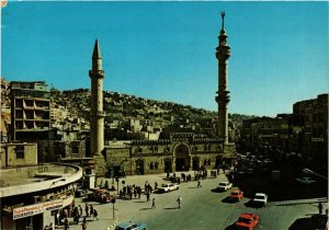CPM AK Al Husseini Big Mosque, Amman TURKEY (843938)