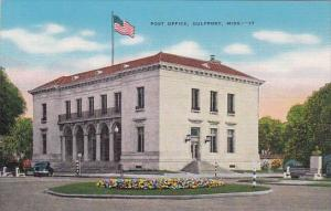 Mississippi Gulfport Post Office