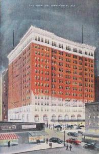 Alabama Birmingham The Tutwiler Hotel