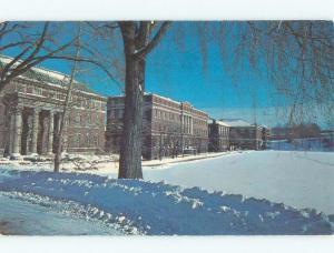 Pre-1980 SCHOOL SCENE Troy New York NY E2620