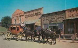 DODGE CITY , Kansas , 1950-60s ; Front Street