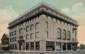 CHESTER, Pennsylvania, PU-1912; Young Men's Christian Association Building