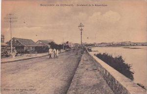 Djibouti Boulevard de la Republique