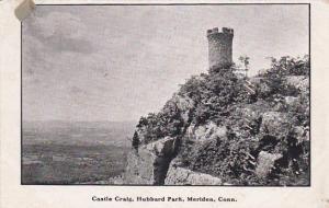 MERIDEN, Connecticut, PU-1906; Castle Craig, Hubbard Park