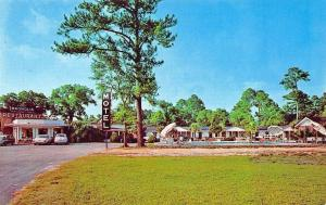 Hardeeville SC The Magnolia Restaurant & Motel Located on U.S.17 Postcard