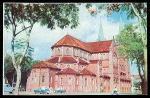 The Cathedral - Saigon, Vietnam