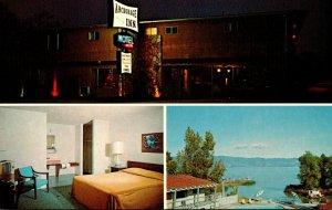 California Lakeport The Anchorage Inn