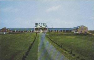 Pennsylvania Harrisburg Motel Harrisburg At Harrisburg East Interchange On Pa...