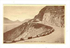 Chapman's Peak Looking to Hout Bay, South Africa, 20-40s