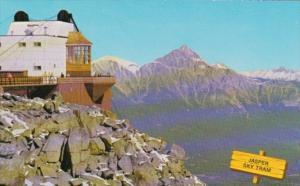 Canada Jasper Sky Tram Upper Terminal Jasper Alberta