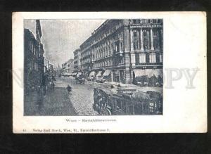 051340 AUSTRIA Wien Mariahilferstrasse Vintage PC