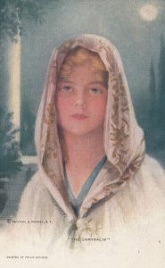 AS: The Chrysalis , Female portrait by Boileau, 00-10s
