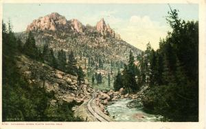 CO - Platte Canyon. Cathedral Spires