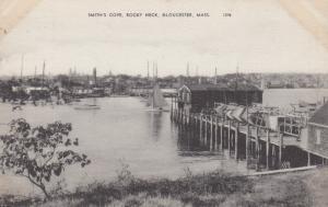 GLOUCESTER, Massachusetts, 1910-30s; Smith's Cove, Rocky Neck