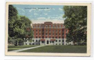 Kentwood Arms, Springfield, Missouri,  PU-00-10s