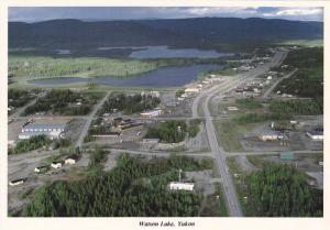 Watson Lake , Yukon , Canada , 50-70s