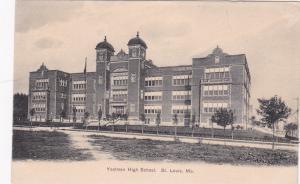 ST. LOUIS  , Missouri , 1900-10s ; Yeastman High School