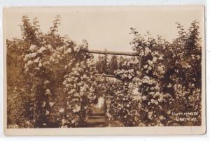 RPPC, Butchart Gardens, Victoria BA