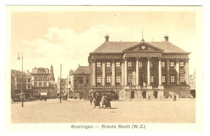 Groningen, Netherlands. 00-10s : Groote Markt (W.Z.)