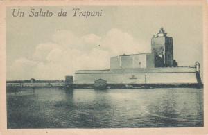 Un Saluto da Trapani , Sicily, Italy, 1900-1910s