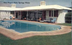 Beautiful Home of Bob Hope - Palm Springs CA, California