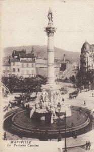 MARSEILLE , France , 1900-10; La Fontaine Cantini