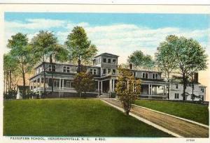 Fassifern School, Hendersonville, North Carolina, 00-10
