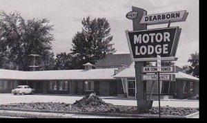 Michigan Dearborn,Moto Lodge Dexter Press Archives