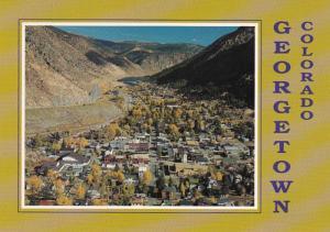Colorado Georgetown Panoramic View