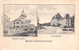 B76930 Mures tarnaveni Tirnaveni Dicsoszentmarton 1900   romania