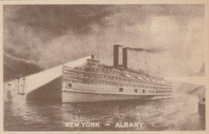 Hudson Navigation Company, New York , 00-10s ; NEW YORK - ALBANY
