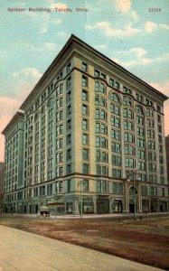 Ohio Toledo The Spitzer Building 1913