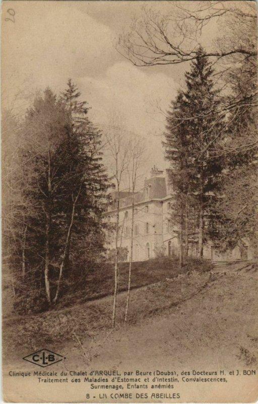 CPA Clinique Medicale du Chalet d'Arguel - par Beure (1114699)