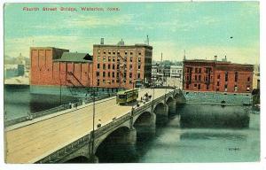 Fourth St. Bridge, Waterloo Iowa