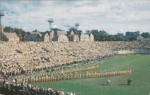 Grant Field Stadium , ATLANTA , Georgia , PU-1958