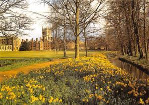 Cambridge - St John's College
