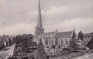 BRIDGEWATER , England , 00-10s ; St. Mary's Church ; TUCK 1966
