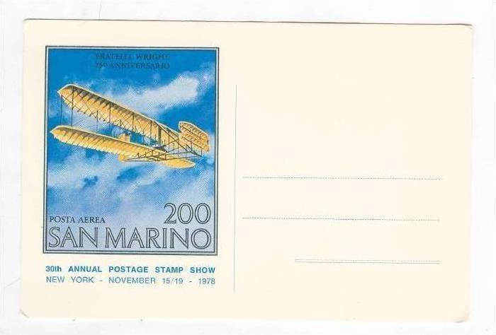 30th Annual Postage Stamp Show, 200 San Marino, 1950-1970s
