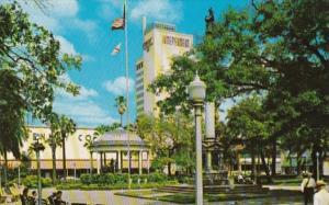 Florida Jacksonville Downtown Hemming Park