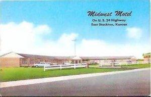 KS East Stockton Midwest Motel