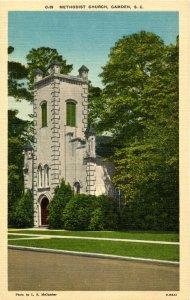 SC - Camden. Methodist Church