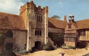 England Ightham Mote, The Courtyard & Tower