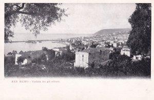 SAN REMO , Italy , 00-10s ; Veduta fra gli oliveti